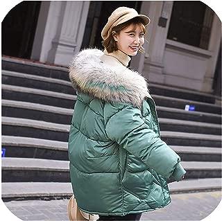 Surprise S Winter Jacket Women Big Hooded Parka Long Coats Cotton Padded Winter Coat Women Warm Thicken Jaqueta