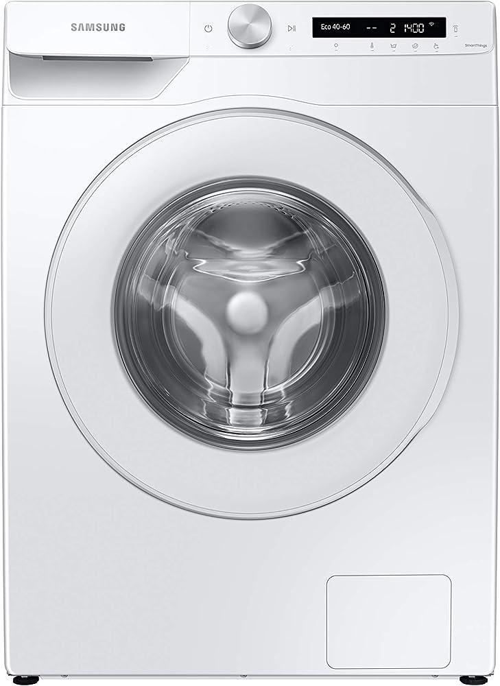 Samsung elettrodomestici lavatrice 7 kg,  ecodosatore,  1400 giri classe e a+++ WW70T534DTW/S3