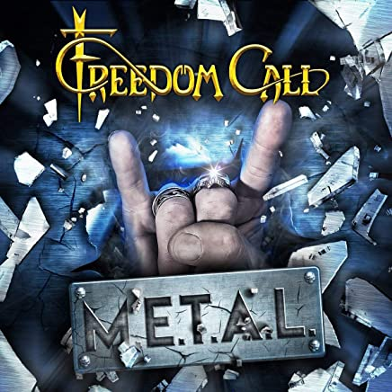 Freedom Call - M.E.T.A.L. (2019) LEAK ALBUM