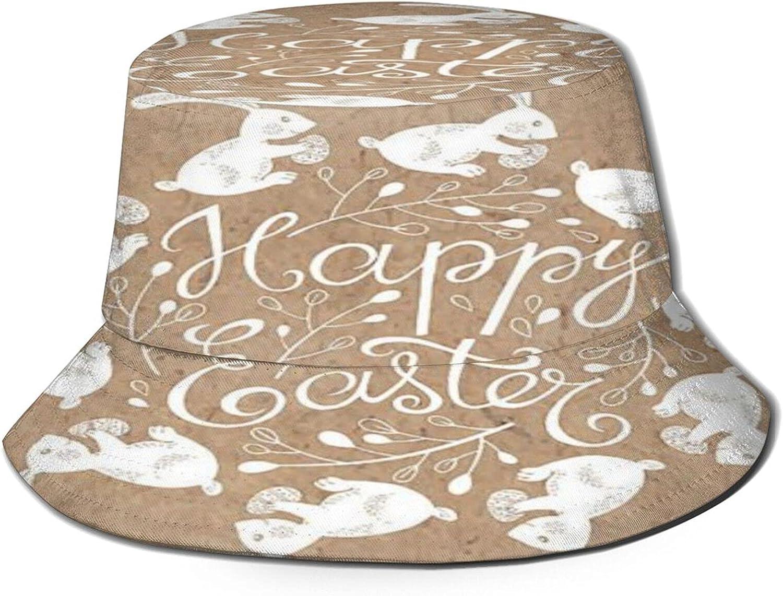 Rabbit Eggs Bucket Hat Tulsa Mall Unisex Fisherman Summer Los Angeles Mall Packable Sun