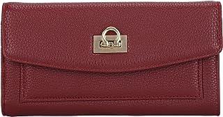 Lino Perros Women's Wallet (Maroon)