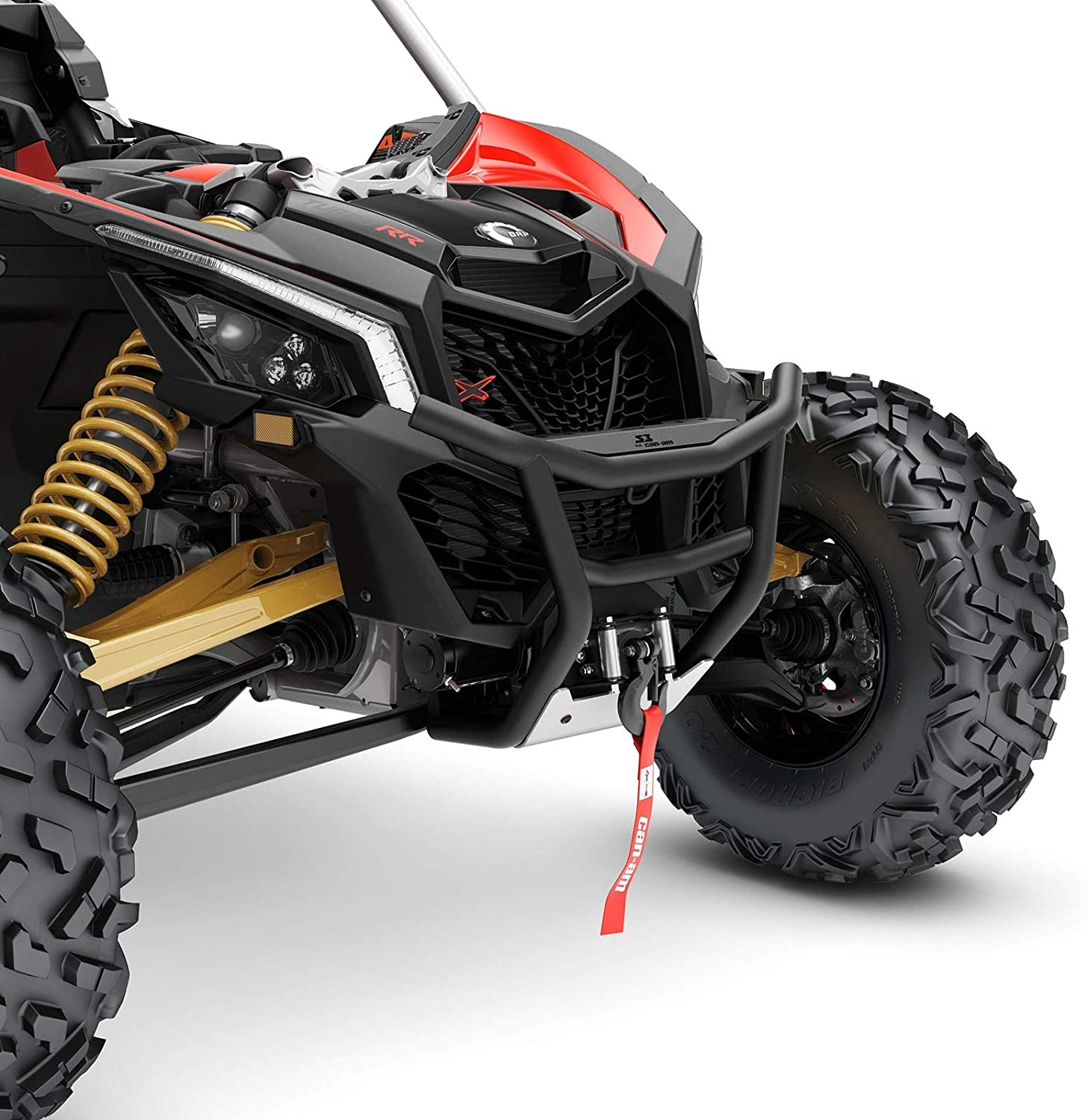 Can-Am S3 Black Front Bumper NEW before selling MAX Maverick B San Francisco Mall X3 for