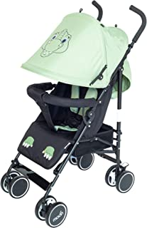 Moon Safari-Ultra light weight/Compact fold Travel/Character Stroller/Pram/Pushchair suitable for Babies/infant/kids(From ...