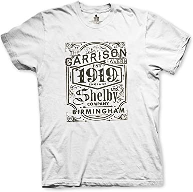 Peaky Blinders - Camiseta The Garrison Tavern Birmingham ...