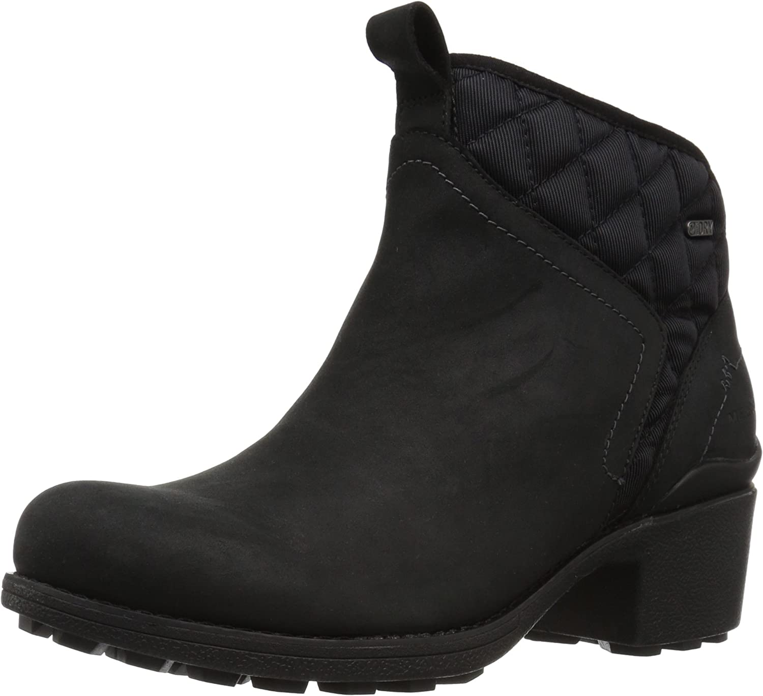 Merrell Womens Chateau Mid Pull Waterproof Snow Boot Snow Boot