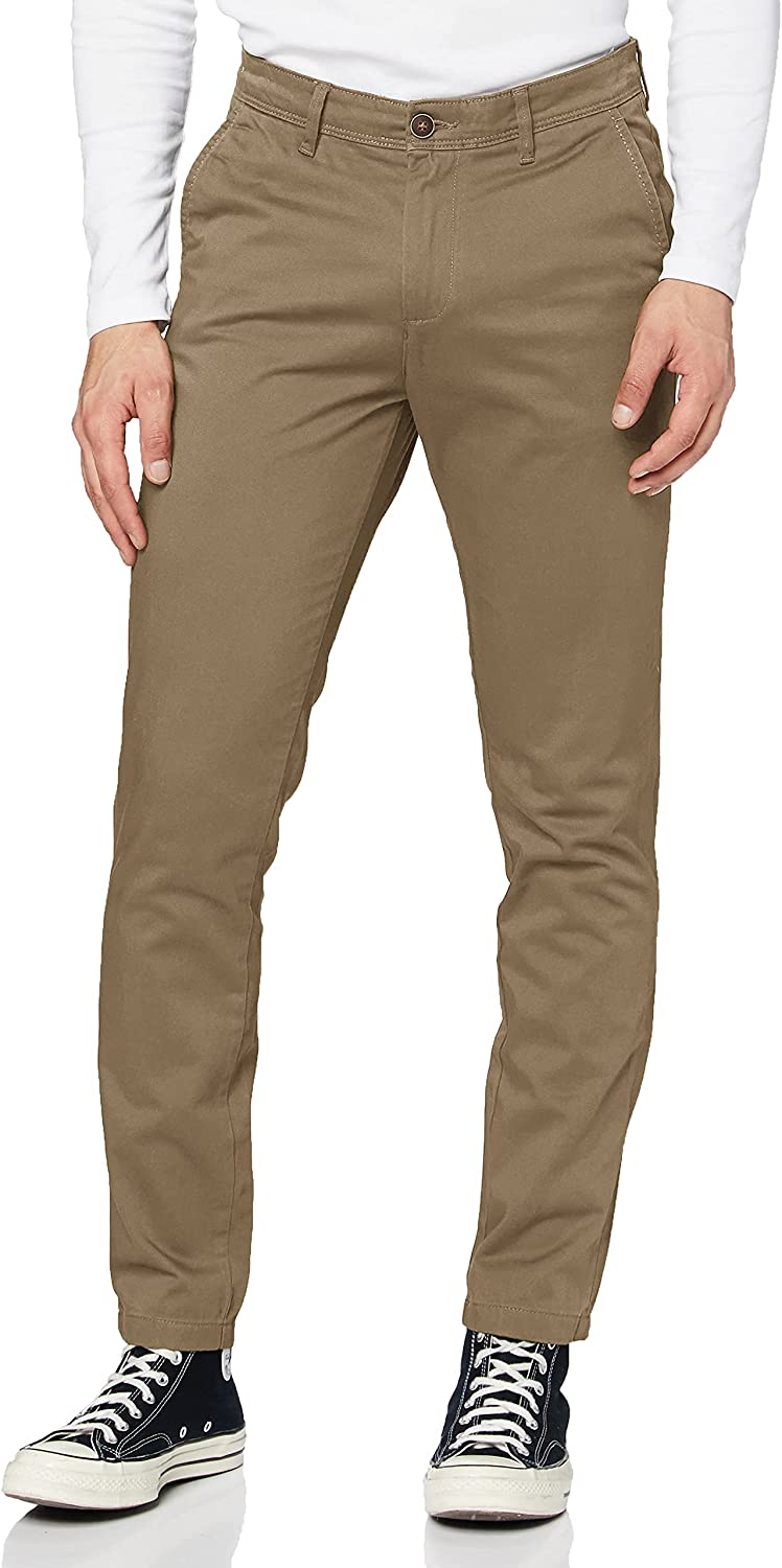 Jack Jones lowest price Marco Bowie Slim Chinos 34 Fit Clearance SALE Limited time