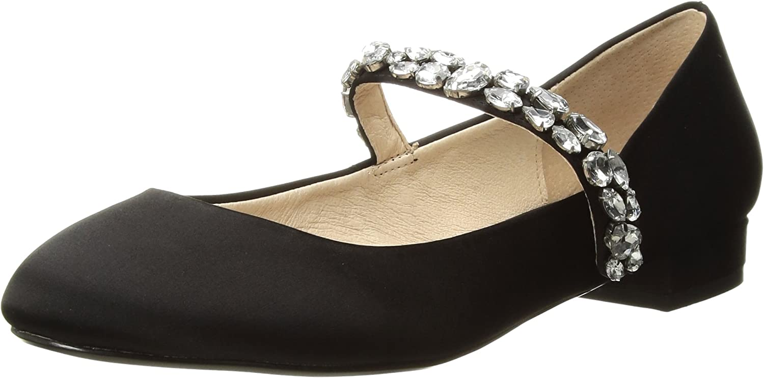 Betsey Johnson Womens Sb-ansel Mary Jane Flat