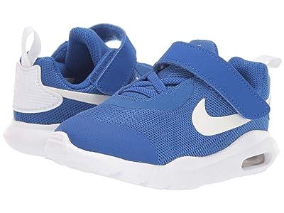 Nike Kids Air Max Oketo (TDV) (Infant/Toddler) (Game Royal/White) Boys Shoes