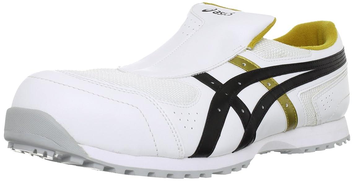 中間暗黙黙[アシックス] 安全靴 作業靴 ワーキングシューズ ウィンジョブ