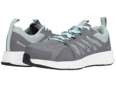 Reebok Work Fusion Flexweave Cage Composite Toe (Grey) Women