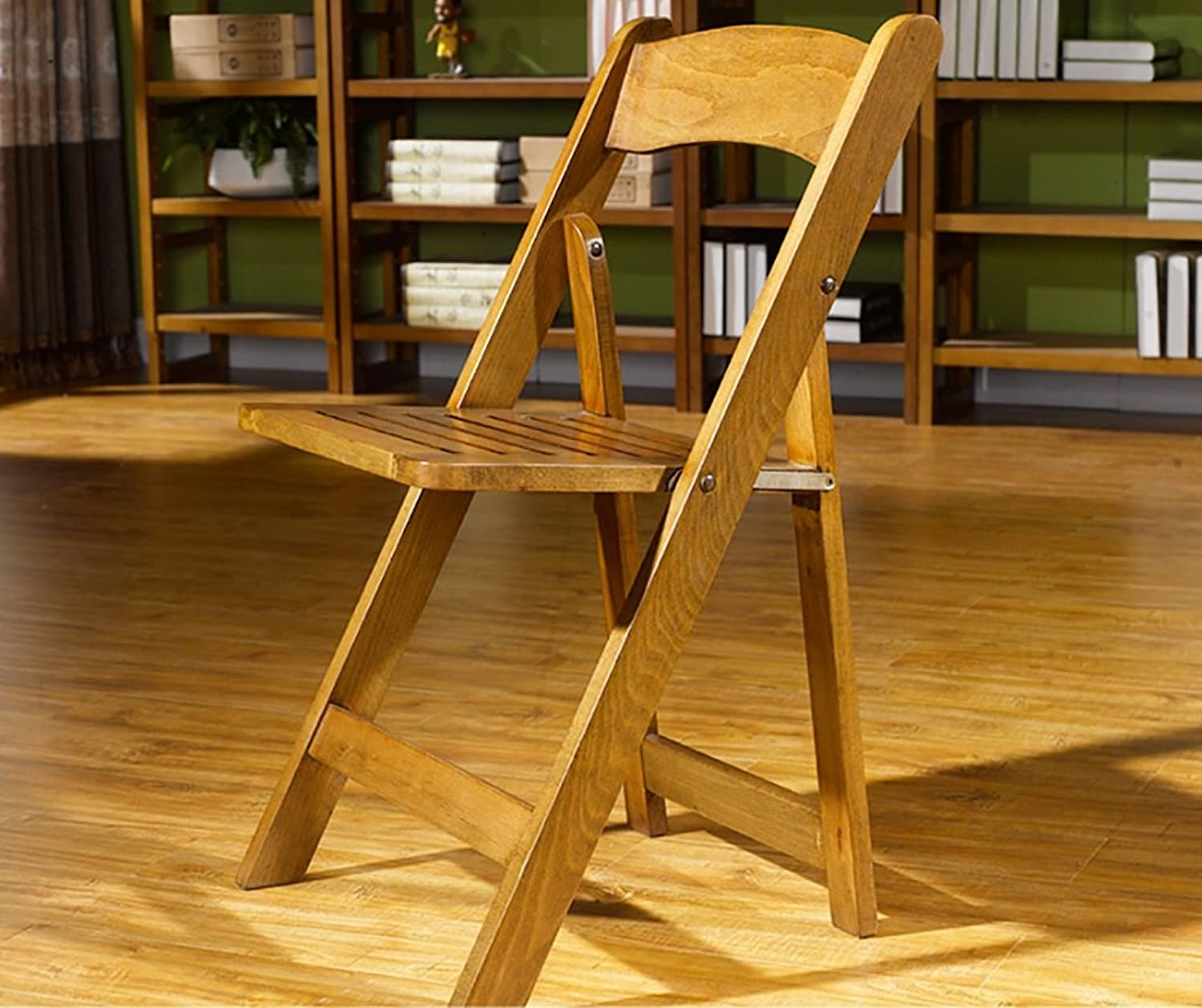 Folding Chair Folding Chairs Leisure Chairs Back Chairs Solid Wood Chairs Back Chairs Folding Computer Chairs Leisure Office Chairs