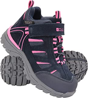 Mountain Warehouse Drift Junior Kids Boots - Waterproof Walking Shoes