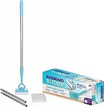 Baseboard Buddy – Baseboard & Molding Cleaning Tool! Includes 1 Baseboard Buddy and 3 Reusable Cleaning Pads, As Seen on TV