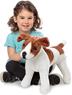 melissa and doug stuffed dog