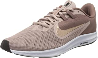 Nike DOWNSHIFTER 9, Women's Road Running Shoes, Multicolour (Smokey Mauve/Mtlc Red Bronze-Stone Mauve)