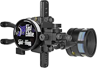 Spot-Hogg Archery Products Spot Hogg Double Pin .019 Fast Eddie Sight, Right Hand, Black