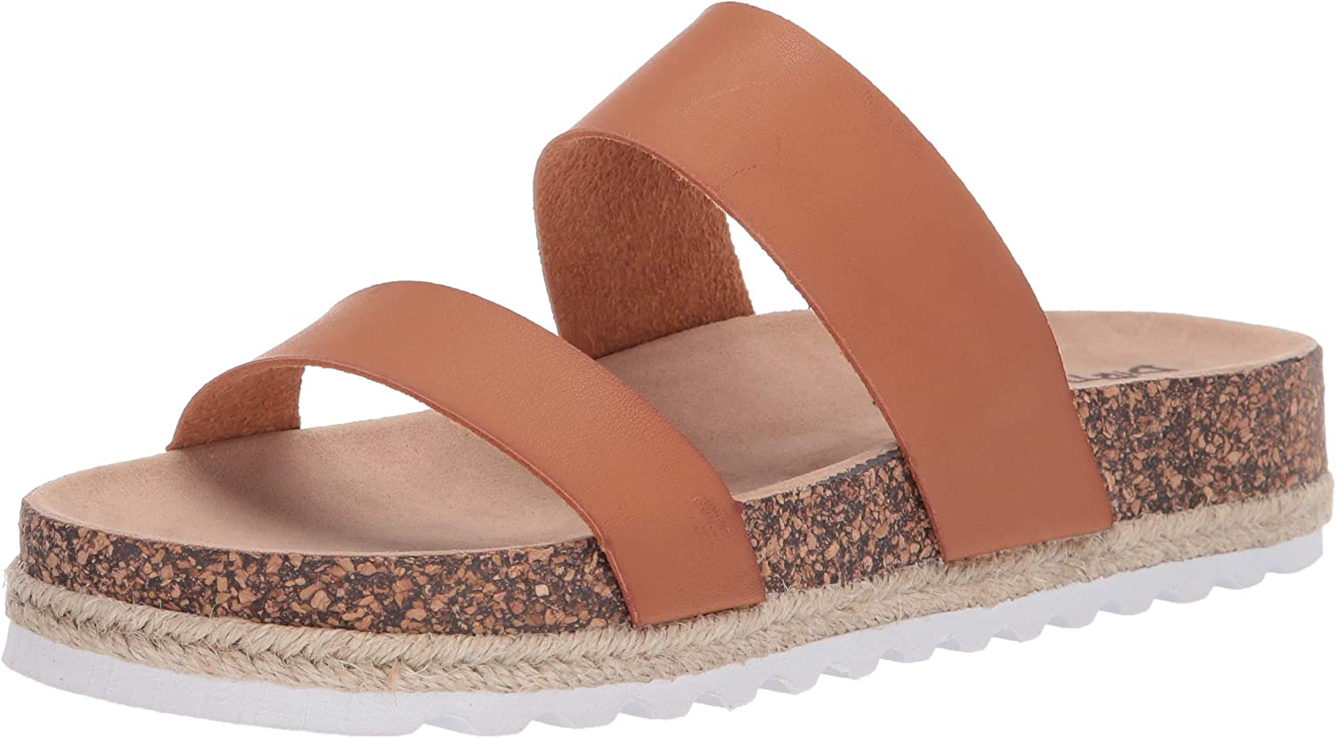 Dirty Laundry Womens Double Play Slide Sandal