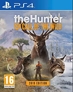 The Hunter - Call of the Wild - Playstation 4