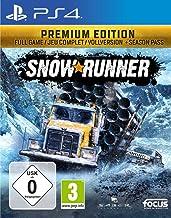 SnowRunner Premium Edition (PS4)