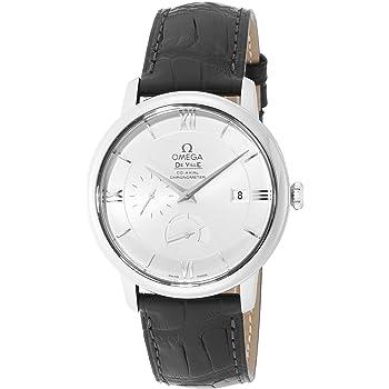 [オメガ] 腕時計 デ・ビル グレー文字盤 コーアクシャル自動巻 424.13.40.21.02.001 並行輸入品