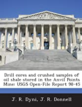 Drill cores and crushed samples of oil shale stored in the Anvil Points Mine: USGS Open-File Report 98-45