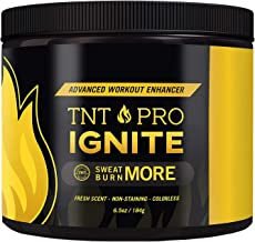 Fat Burning Cream for Belly – TNT Pro Ignite Sweat Cream for Men and Women –..