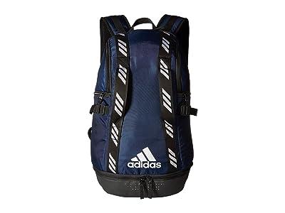 adidas Creator 365 Basketball Backpack (Collegiate Navy) Backpack Bags