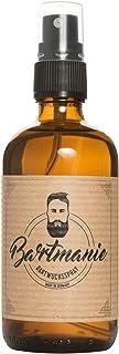 Bartmanie barspray för skonvård och främjande av skäggväxten, barväxande medel för en kraftfull och full skägg (100 ml), f...