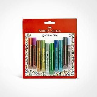 Faber-Castell Glitter Glue 10X12.5Gm