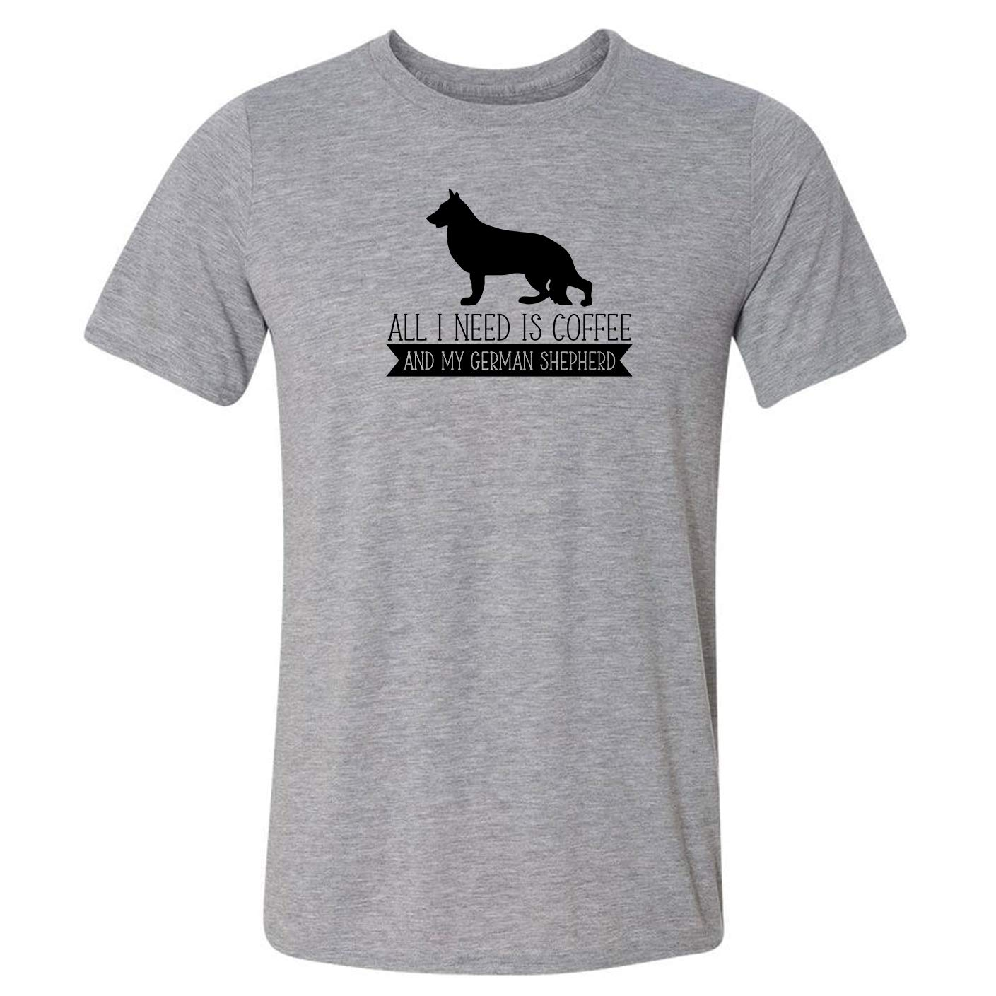 All I Need National products is Coffee T-Shirt and Louisville-Jefferson County Mall My Shepherd German