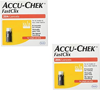 Roche Accu-Chek Fastclix Lancets