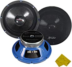 "American Bass Godfather 8"" Midrange Car Speaker, 400 Watt Maximum Power, Mid Bass Car Audio Stereo Woofer Loudspeaker, 4 O... photo"
