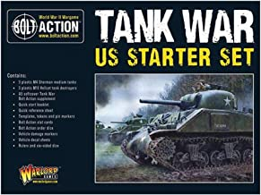 Bolt Action: Tank War US Starter Set