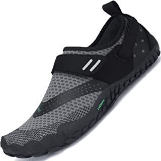 SAGUARO Hommes Femmes Antidérapant Cinq Doigts Outdoor & Indoor Fitness Randonnée Minimalistes Chaussures,GR 36-47