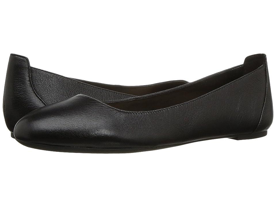 Nine West Mcgrath (Black Leather) Women