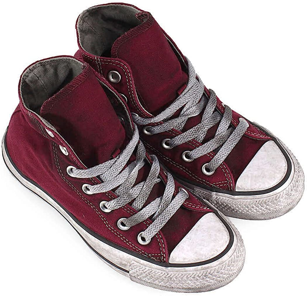 CONVERSE Sneakers Ctas Canvas Ltd Hi Bordeaux Vintage 160152C Bordeaux