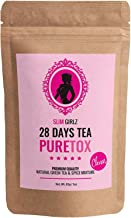 Slim Girlz Detox Tea 28 Days for Women Weight Loss Slimming and Cleanse Tea Diet and Fat Loss Tea 85g Loose Leaf Tea Natural Dietary Supplement Without Additives Active Herbal Complex Estimated Price : £ 17,90