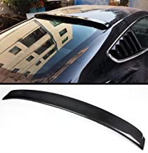 Cuztom Tuning Fits for 2015-2019 Ford Mustang S550 GT GT350 Sport Carbon Fiber Rear Window Roof Spoiler