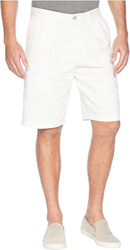 Classic Fit Double Pleat Short