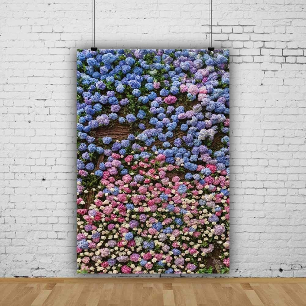 Mall Fun Photo Studio Background Photography Backdrop Birthday Party Props for Children Pets Internet Celebrity #174 Color : Multi-Colored, Size : 210150CM