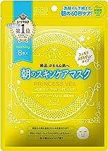 Kose Clear Turn Princess Veil Morning Skin Care Mask 8Piece