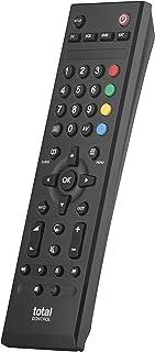 Total Control URC1745 Télécommande Universelle Noir
