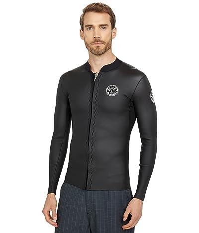 Rip Curl D Patrol 1.5 m Long Sleeve Front Zip Surf Jacket