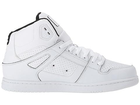 High DC Negro Blanco Top SE Pure Blanco w5q8S