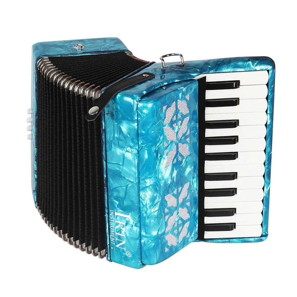 Beginner Accordion 22 key Piano Maple