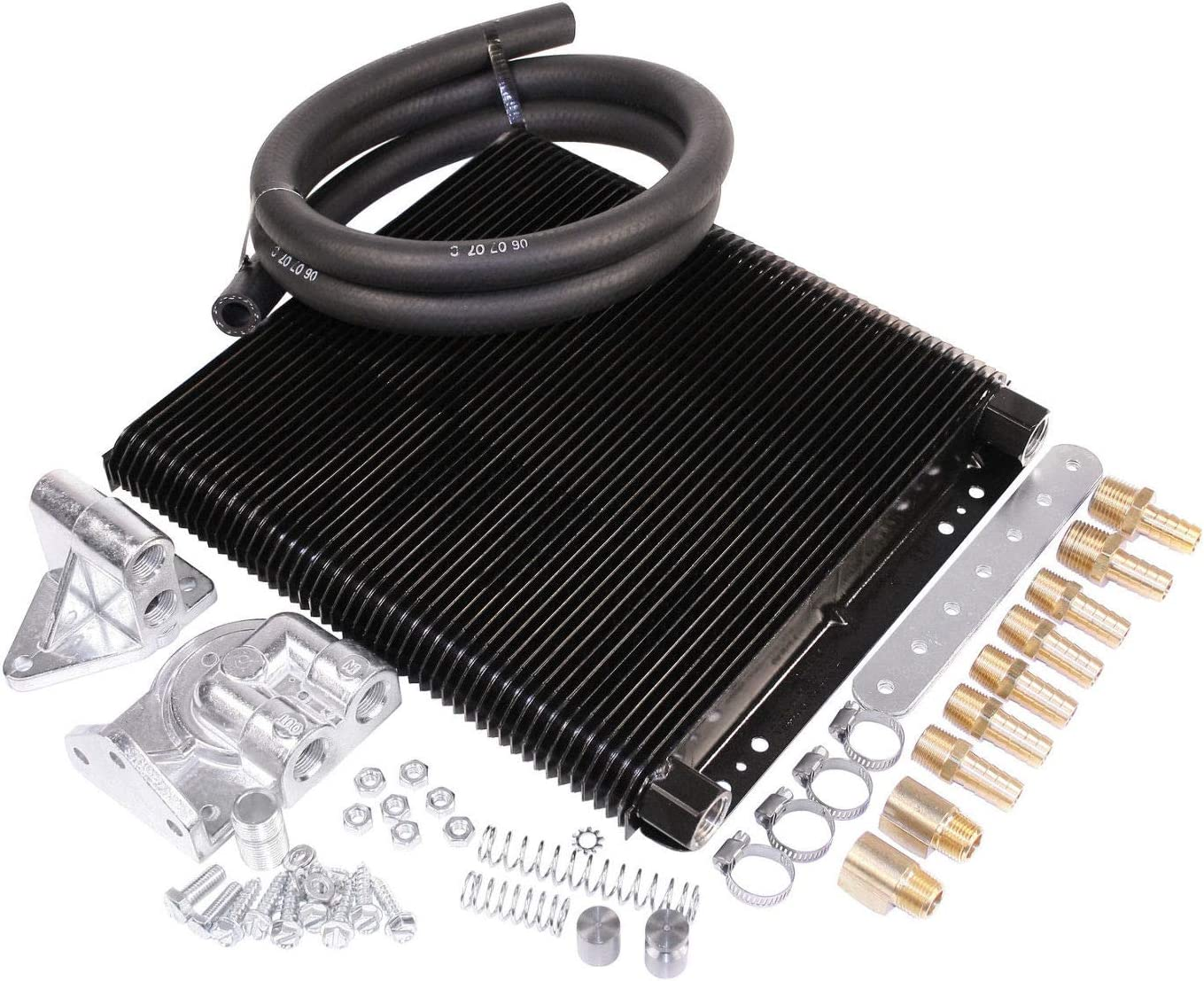 Max 90% OFF Oil Cooler Kit 72 At the price Plate Mesa Dune Buggy with Compatible Style