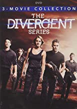 The Divergent Series 3-Film Collection DVD Box Set