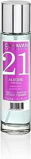 CARAVAN FRAGANCIAS nº 21 - Eau de Parfum con vaporizador para Mujer - 150 ml