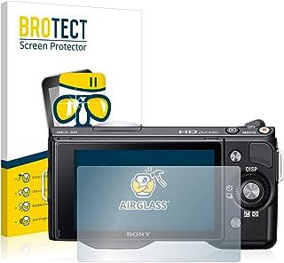 Protector de pantalla para Sony NEX-5T Vidrio Templado Film Protección Alpha