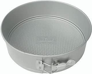 Paderno Springform Pan | Premium Aluminum Non-Stick Cheesecake Pan with Removable Bottom | 9-Inch
